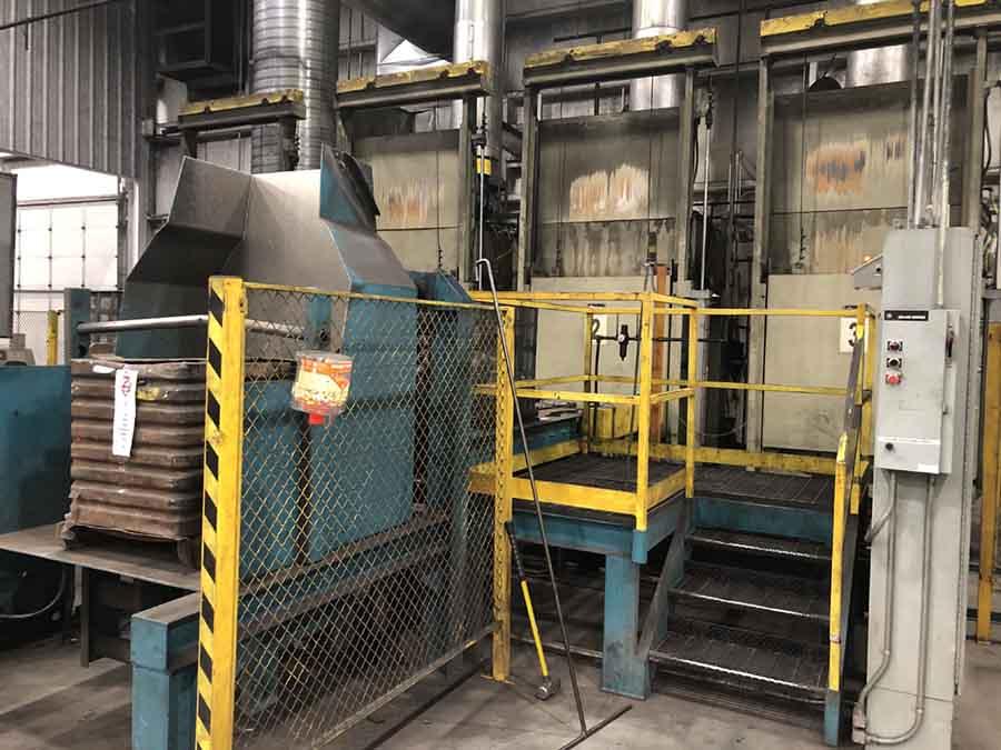 Heat Treatment Facility